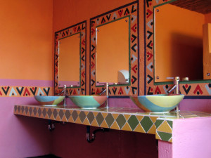 Mexican Decor, Mexicali Fresh Mex Grill, MA